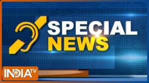 Special News: Home Minister Amit Shah meets PM Modi to discuss current situation in J&K