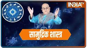 Samudrik Shastra: Know about the sun line