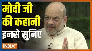 Honoured to work with PM Modi, says HM Amit Shah on PM Modi completing 20 years in politics
