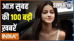 Super 100: Watch the latest news from India and around the world | October 22, 2021