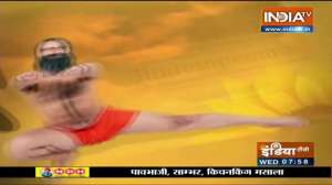 To get rid of every problem related to stomach, know yogasan and ayurvedic medicines from Swami Ramdev