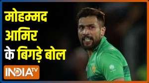 T20 World Cup Cricket Dhamaka: War of words between Harbhajan, Amir after India's loss to Pakistan