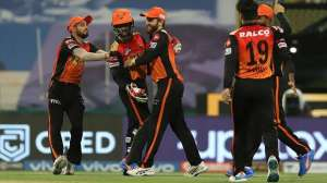 IPL 2021: SRH dent RCB's chance to get top-two finish with upset four-run win