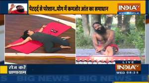Know remedy from Swami Ramdev for motion sickness