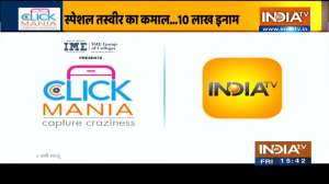 CLICK MANIA: Who will win Rs 10,00,000 prize? Result on October 30