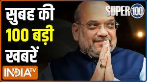 Super 100: Watch the latest news from India and around the world | October 24, 2021