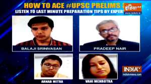 How to ace UPSC Prelims? Listen to expert's last minute tips