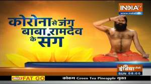 To stay fit, do these 5 yogasanas suggested by Swami Ramdev