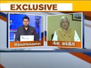 Exclusive | This is a violation of law, says Salman Khurshid on Priyanka Gandhi's arrest