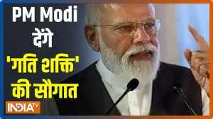 PM Modi to launch GatiShakti infra master plan