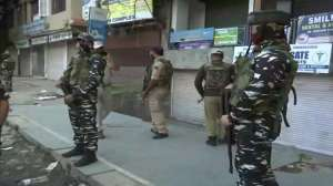 Civilian injured after militants open fire in Srinagar