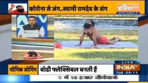 Do these yogasanas daily to lose weight, know correct method from Swami Ramdev