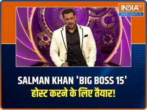 Salman Khan's Bigg Boss 15 house is ready to take contestants on a wild ride